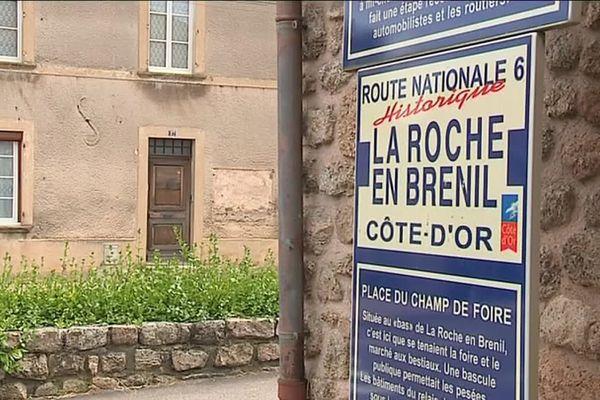 Avant les années 1980, cette commune de Côte-d'Or connaissait de beaux jours grâce à la route Nationale 6
