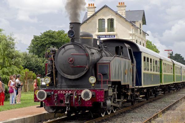 Le train à vapeur de l'association Chemin de fer de la Vendée prendra le départ le 21 juin à Mortagne-sur-Sèvre, tout en prenant en compte les consignes sanitaires liées au Covid-19.