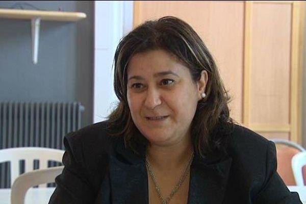 Mina Daban Présidente de l'association LMC France