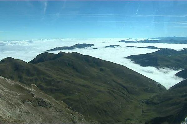 C'est la première fois depuis 1822 que le Pic du midi ne gèle pas pendant 100 jours d'affilée.
