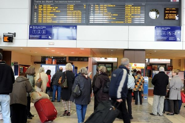 Nouvelles perturbations à la SNCF en Midi-Pyrénées (photo d'archives)