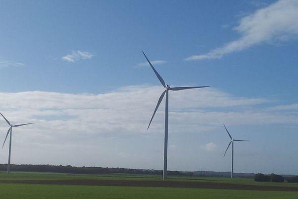 Pour l'instant, 95% des éoliennes de Nouvelle-Aquitaine sont implantées en Poitou-Charentes.