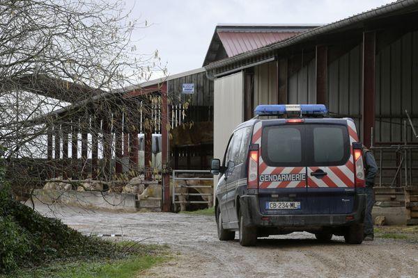 Le vol de carburant a été commis dans la Marne le 3 mars vers 23h dans une exploitation agricole.