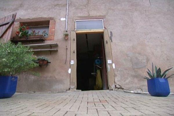 Une maison fissurée à Lochwiller