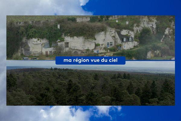 Les troglodytes et Le Saosnois
