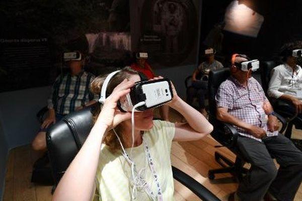 En 2018, le festival a proposé au grand public une immersion visuelle et sensorielle grâce à des casques 3D