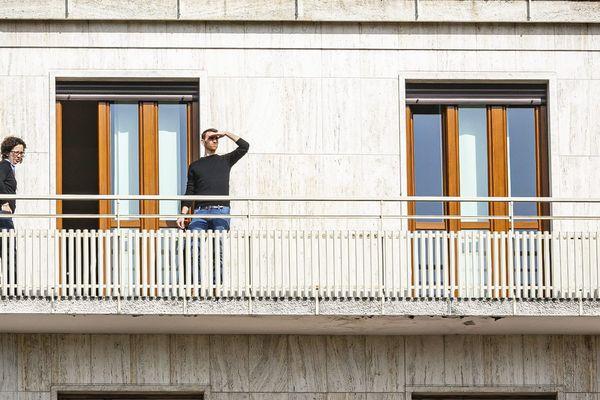 ILLUSTRATION / Les Corses sont invités à rester chez eux au maximum, mais les consignes ne sont pas respectées par tous.
