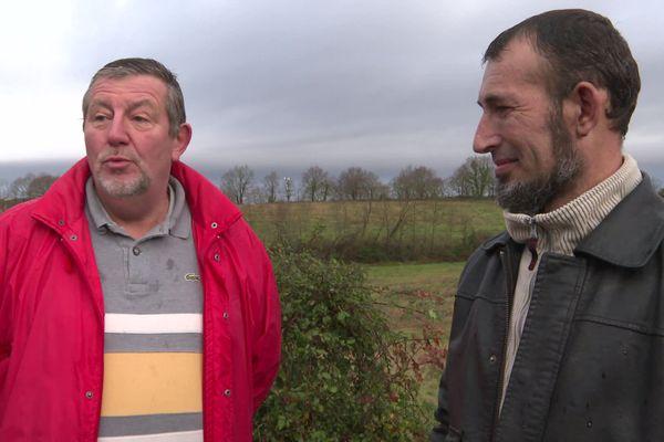 Franck Lustig et Yoann Lang