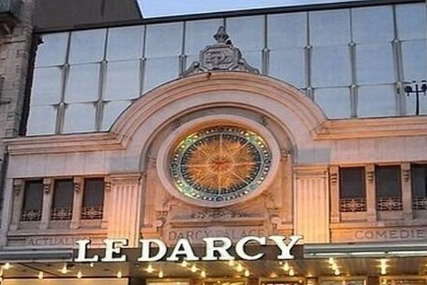 Le cinéma Darcy de Dijon