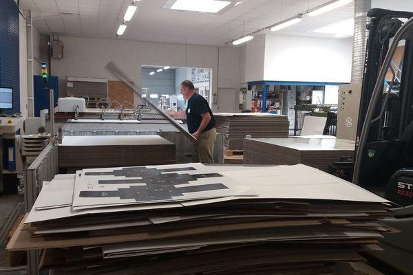 AFC Emballages recrute des salariés pour travailler à l'atelier, pour l'expédition et le service commercial