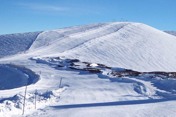 La station de ski des Deux Alpes, à Oisans