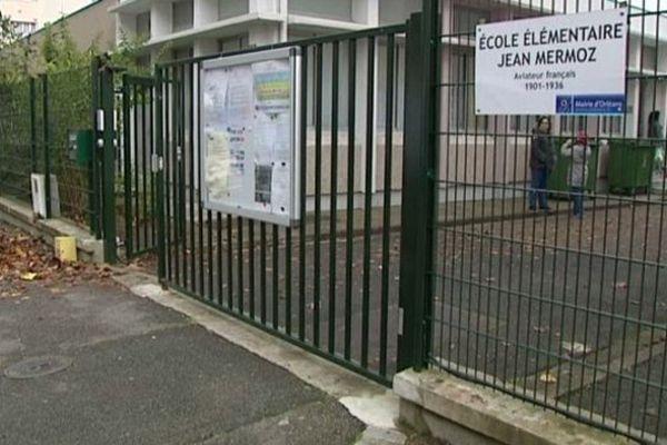 Ecole Jean Mermoz à Orléans