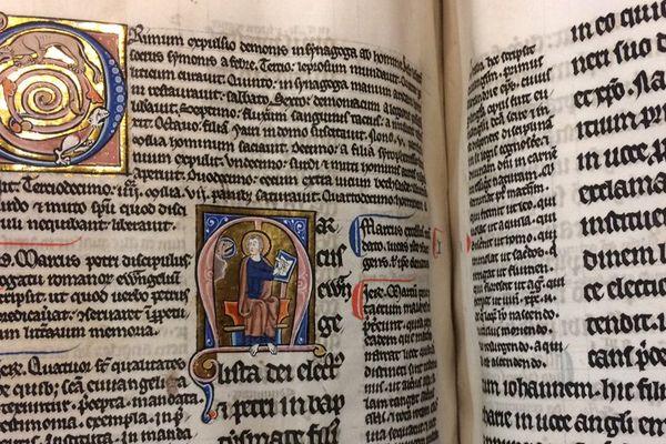 Les 199 manuscrits du Mont-Saint-Michel seront consultables en ligne en 2017