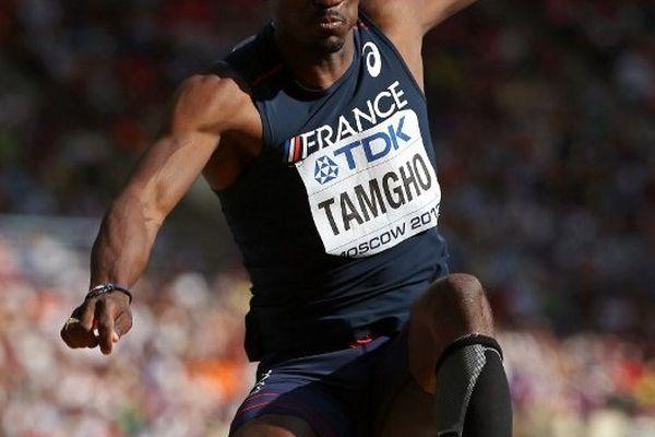 Teddy Tamgho champion du monde à Moscou