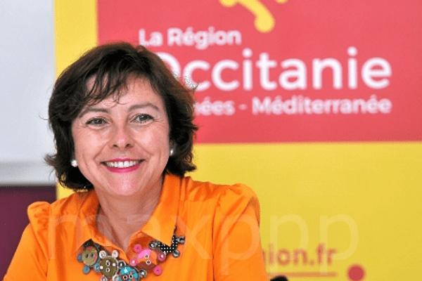 Carole Delga continue son combat pour la LGV