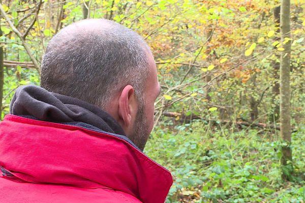 Christophe, le compagnon d'Elisa morte samedi dernier en forêt de Retz témoigne quatre jours après le drame
