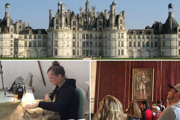Un nouveau décor pour le château de Chambord