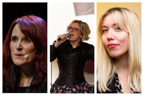 Cynthia Colombo, Brigitte Crenner et Delphine Untereiner sont les trois finalistes de l'édition 2021 du concours d'Stìmme