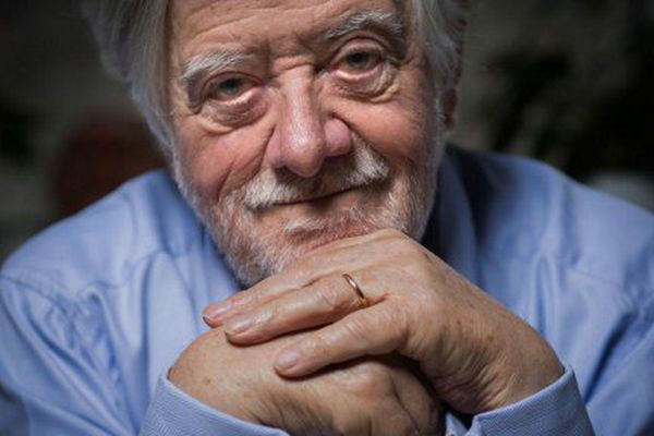 Yves Coppens, le président du Conseil scientifique de Lascaux IV.