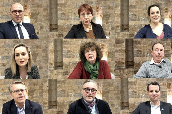 Les 9 candidats à l'élection municipale 2020 à Besançon répondent à nos questions.