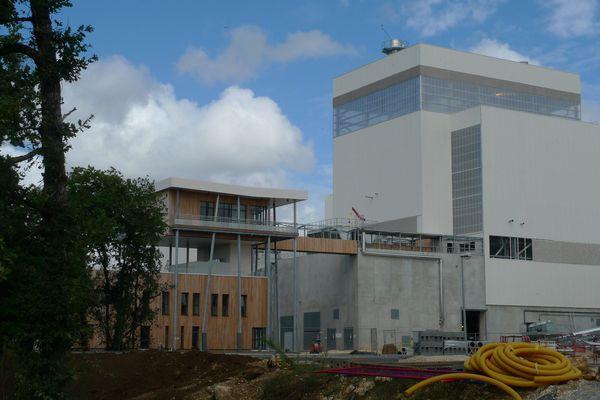 L'incinérateur situé près de Rochefort ne produira plus de compost à base de déchets plastique.