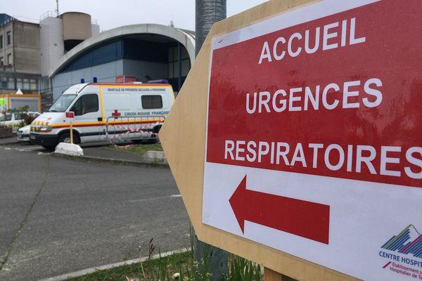 Désormais, deux parcours distincts pour les urgences à l'hôpital de Pau: Covid et non Covid
