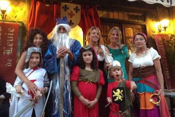 Les 4e Médiévales de Levie (Corse-du-Sud) se déroulent les 6 et 7 septembre 2014