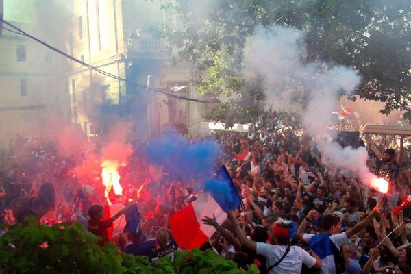 C'est la folie à Mauguio, dans l'Hérault - 15 juillet 2018