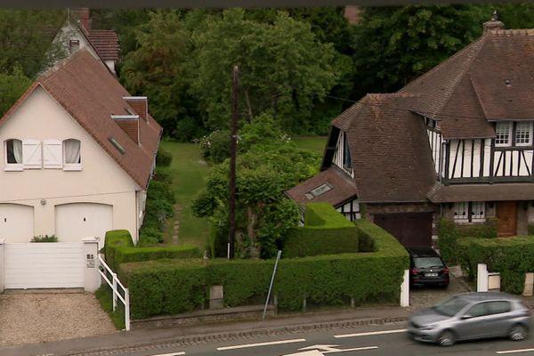 De jolies demeures avec jardin à Bois-Guillaume