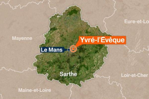 Un motard contrôlé à 197 km/h au lieu des 90 réglementaires à hauteur d'Yvré kl'Evêque