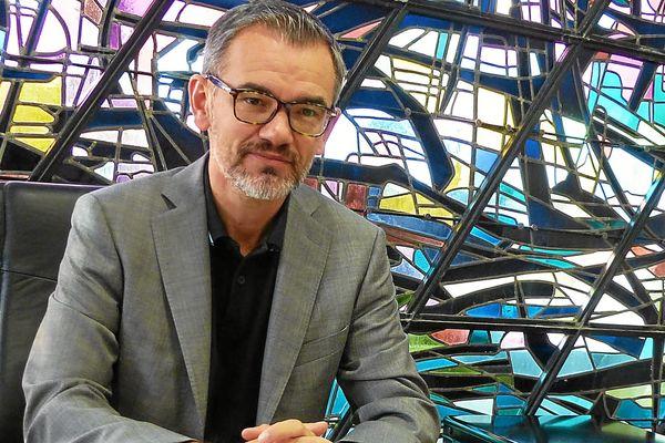 Olivier Lepick, maire de Carnac (56) est également chercheur à la Fondation pour la recherche stratégique.