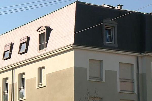 C'est dans cet immeuble que les deux corps ont été retrouvés le lundi 15 octobre