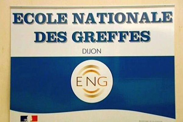 L'Ecole nationale des greffes (ENG), a été créée en 1974 à Dijon. C'est un établissement unique en France.