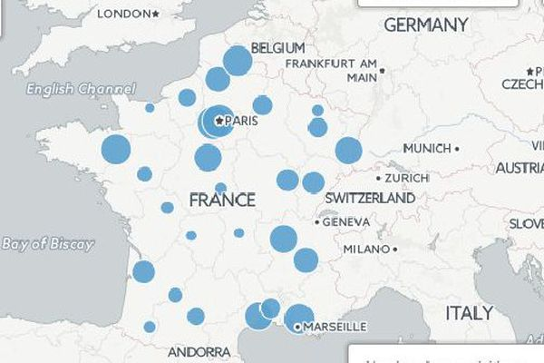 Au 22 décembre 2015, près de 2 900 perquisitions administratives ont été ordonnées suite aux attentats du 13 novembre à Paris et en Région parisienne.