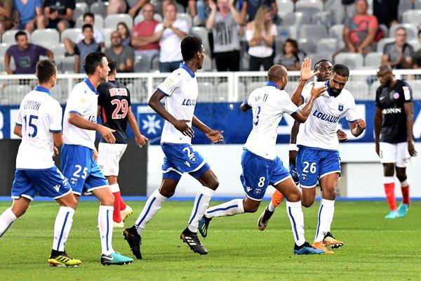 Les Auxerrois poursuivent leur parcours en Coupe de la Ligue.