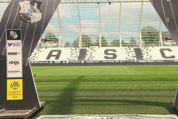 Débouté une dernière fois par le Conseil d'Etat,  l'Amiens SC jouera en Ligue 2 la saison 2020/2021.