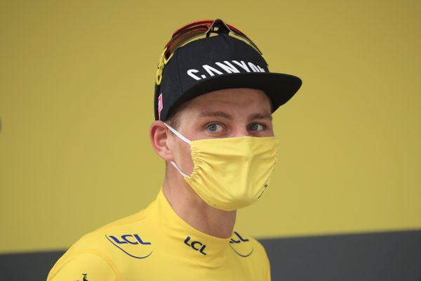 Mathieu Van der Poel renonce à poursuivre son Tour de France.
