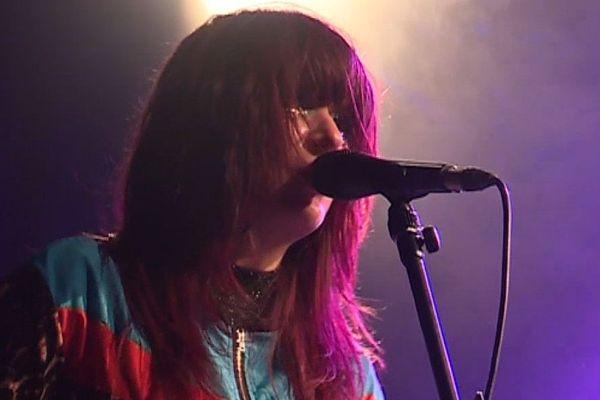 Dorota Kuszewska, chanteuse de The Blind Suns