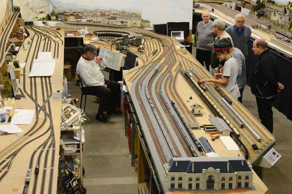 Des maquettes pour faire rouler les locomotives