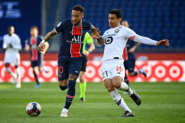 Les Lillois ont gagné 1-0 face au PSG de Neymar.