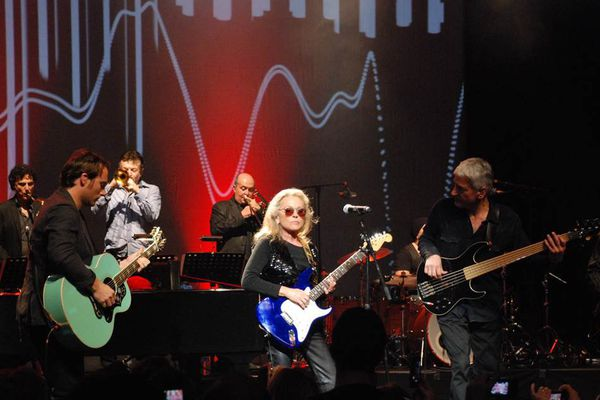 Véronique Sanson sera en concert sur la scène du Zénith à Nantes le vendredi 27