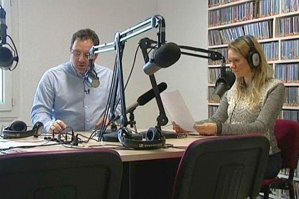 Montpellier - Radio Clapas doit trouver 50.000 euros pour survivre - 29 janvier 2014.