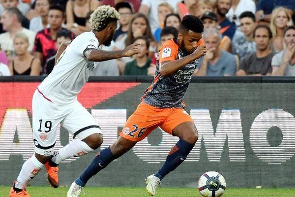 Dijon l'a emporté sur Montpellier (2-1) le samedi 11 août 2018.