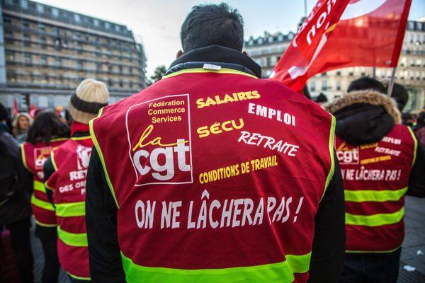 La CGT est à l'origine de l'appel à la grève du 17 septembre.