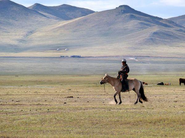 Entre Moscou et la Grande Muraille de Chine, Julie et Denis ont découvert les steppes de Mongolie intérieure