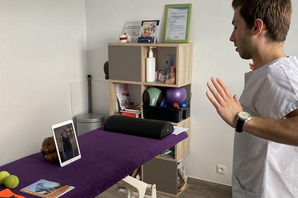 La téléconsultation a été autorisée le 16 avril 2020 pour les masseurs kinésithérapeutes