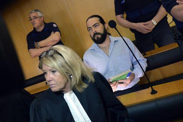 Depuis son procès en 2015 pour enlèvement et séquestration de Mathis, Sylvain Jouanneau n'a plus revu les juges