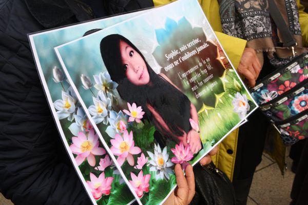 Sophie Le Tan a disparu le 7 septembre 2018