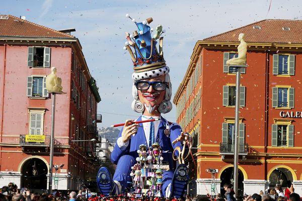 La dernière sortie du carnaval de Nice est suspendue a annoncé Christian Estrosi.