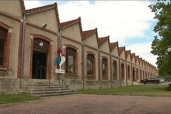 L'usine du Coq sportif est de retour dans son berceau historique, à Romilly-sur-Seine (Aube)